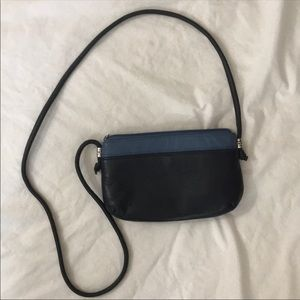 Brighton leather mini bag